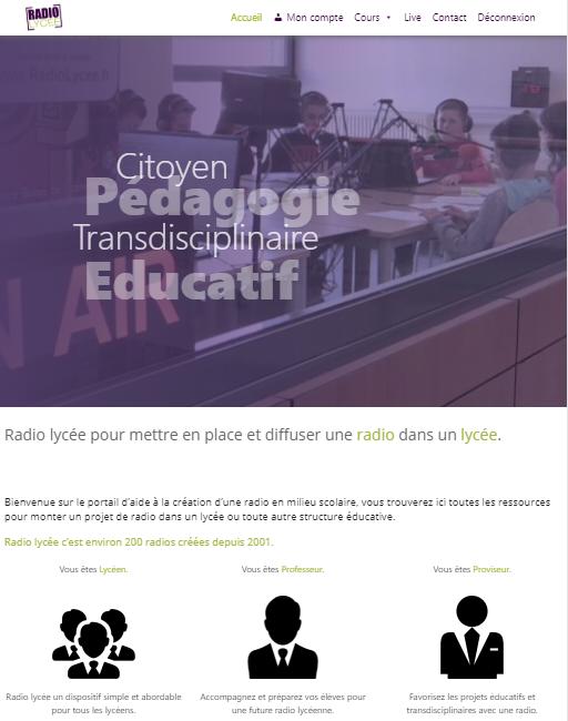 RadioLycee.fr